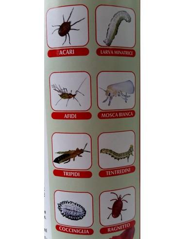 insetticida - acaricida - insetti